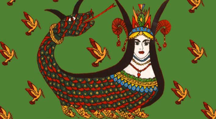 türk mitolojisi - maran