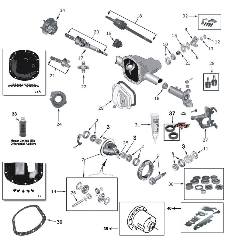 Jeep 4x4 Drivetrain Diagram, Jeep, Free Engine Image For