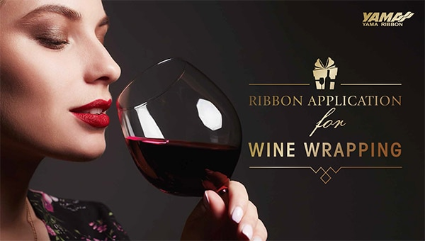 RIBBON FOR WINE