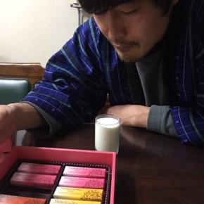 【昨日の山作戰】汗っかきと姉のいない夜 2017.03.14