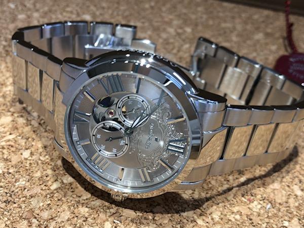 腕時計 オロビアンコタイムオラROMANICOトゥルーグレイ ORー0035ー100