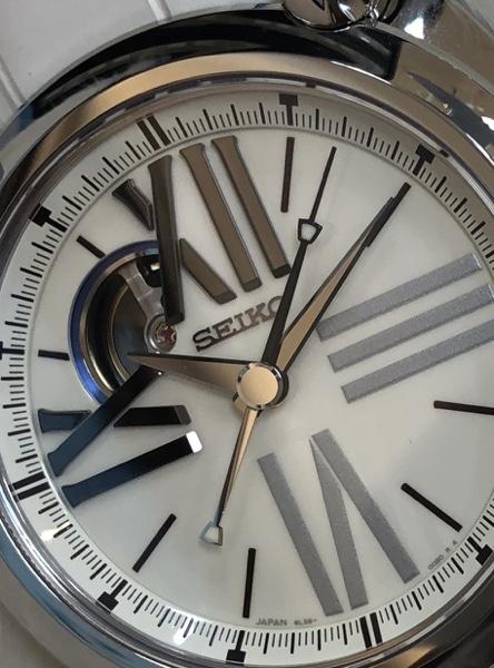 腕時計 セイコーガランテSBLL001の文字盤側