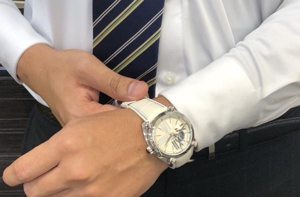 腕時計 セイコーガランテSBLL001