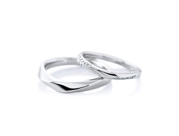 ブライダルリング 結婚指輪 マリッジリング CAFERING カフェリング ノエル