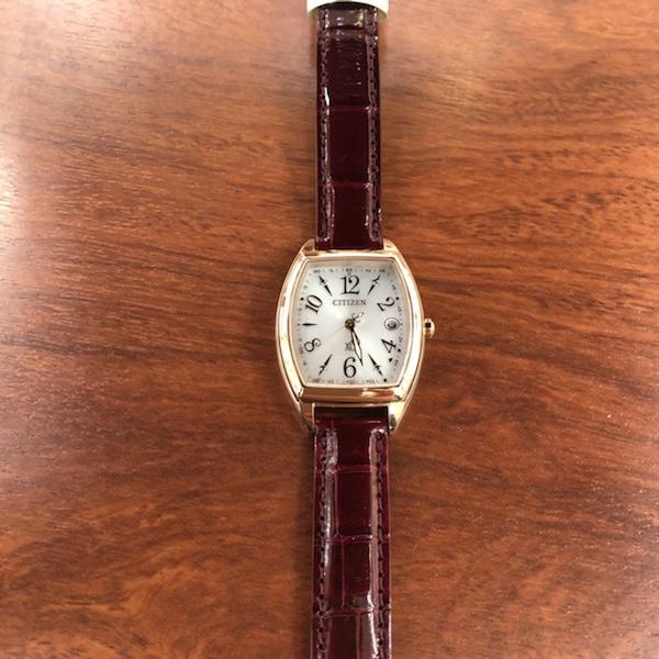 腕時計 シチズンクロスシーES9394-56A