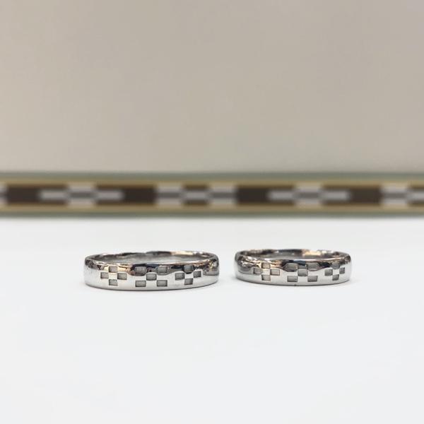 ブライダルリング 結婚指輪 マリッジリング 琉球