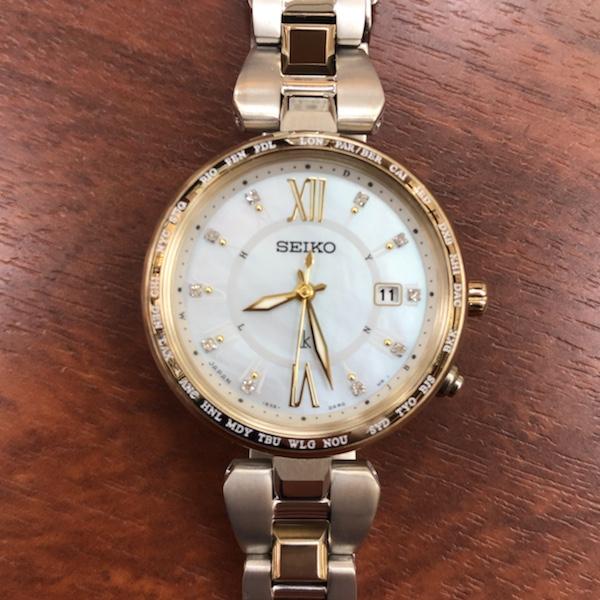 腕時計 SEIKO LUKIA セイコールキア限定 SSQV060