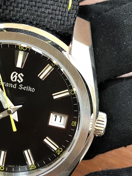 腕時計 グランドセイコー SBGV243 クォーツ