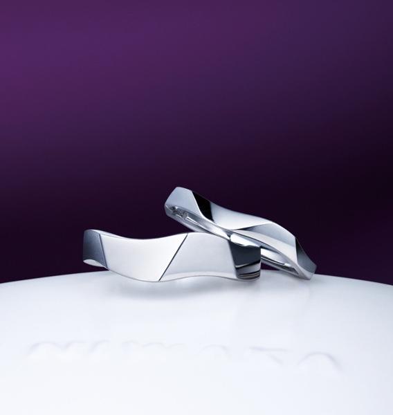ブライダルリング 婚約指輪 結婚指輪 エンゲージリング マリッジリング 俄 相互