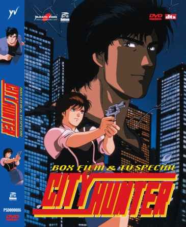 City Hunter OAV 2 DOWNLOAD ITA (1990)