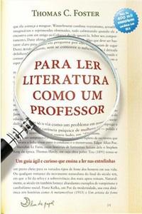 para-ler-literatura-como-um-professor