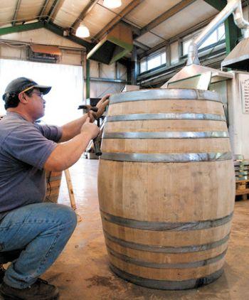 Image result for barrel making