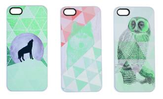 Field Trip iPhone 5 case, available at Amelia Lee Boutique. $25 each