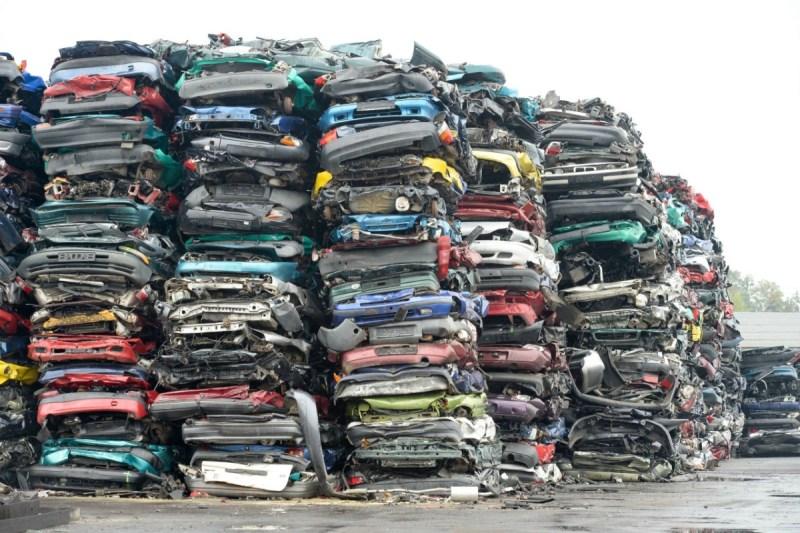 Reciclaje de coches