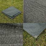 tapis de sol pour auvents de caravane