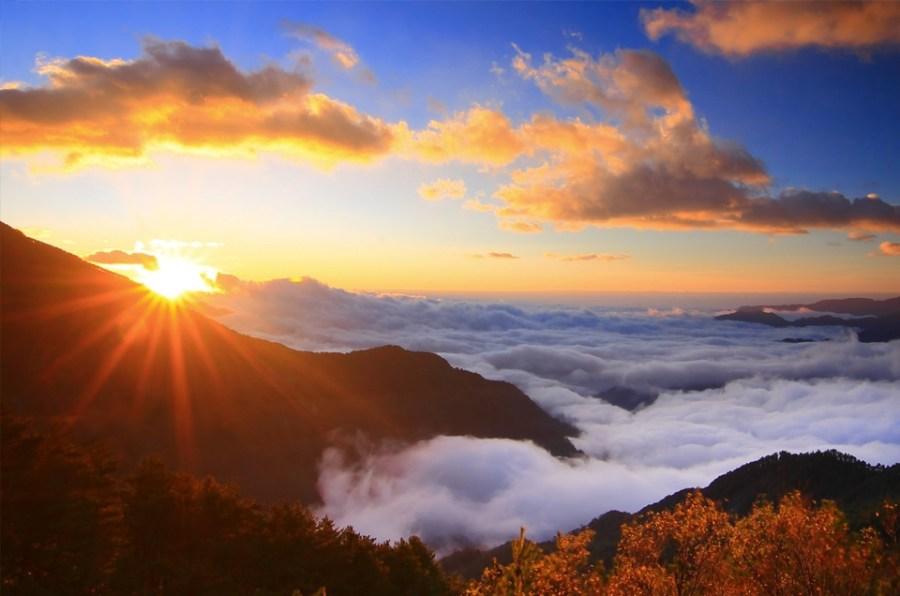 Hehuanshan (Sunrise)