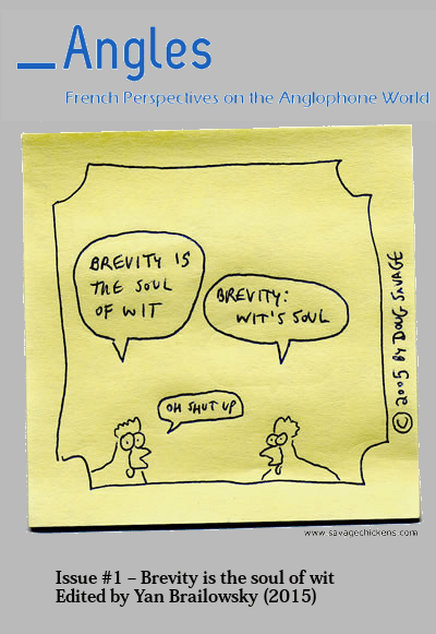 Brevity is the soul of wit - Angles, #1