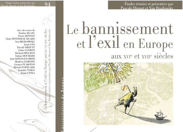Le bannissement et l'exil en Europe