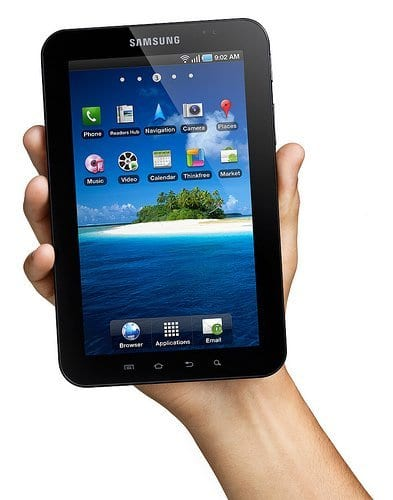 Review: Samsung P1000 Galaxy Tab