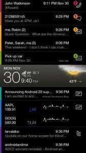 SlideScreen: Layar Home Elegan untuk Smartphone Android 1