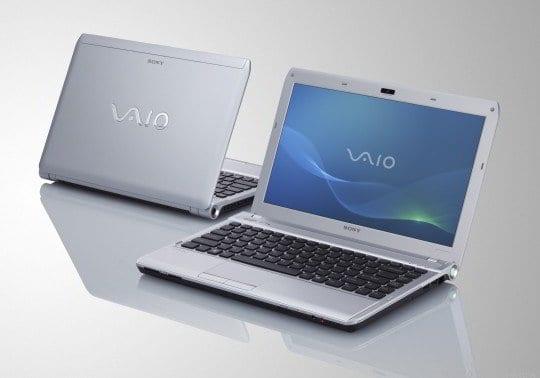 [CES 2011] Sony VAIO S: Desain Seksi Performa Maksi