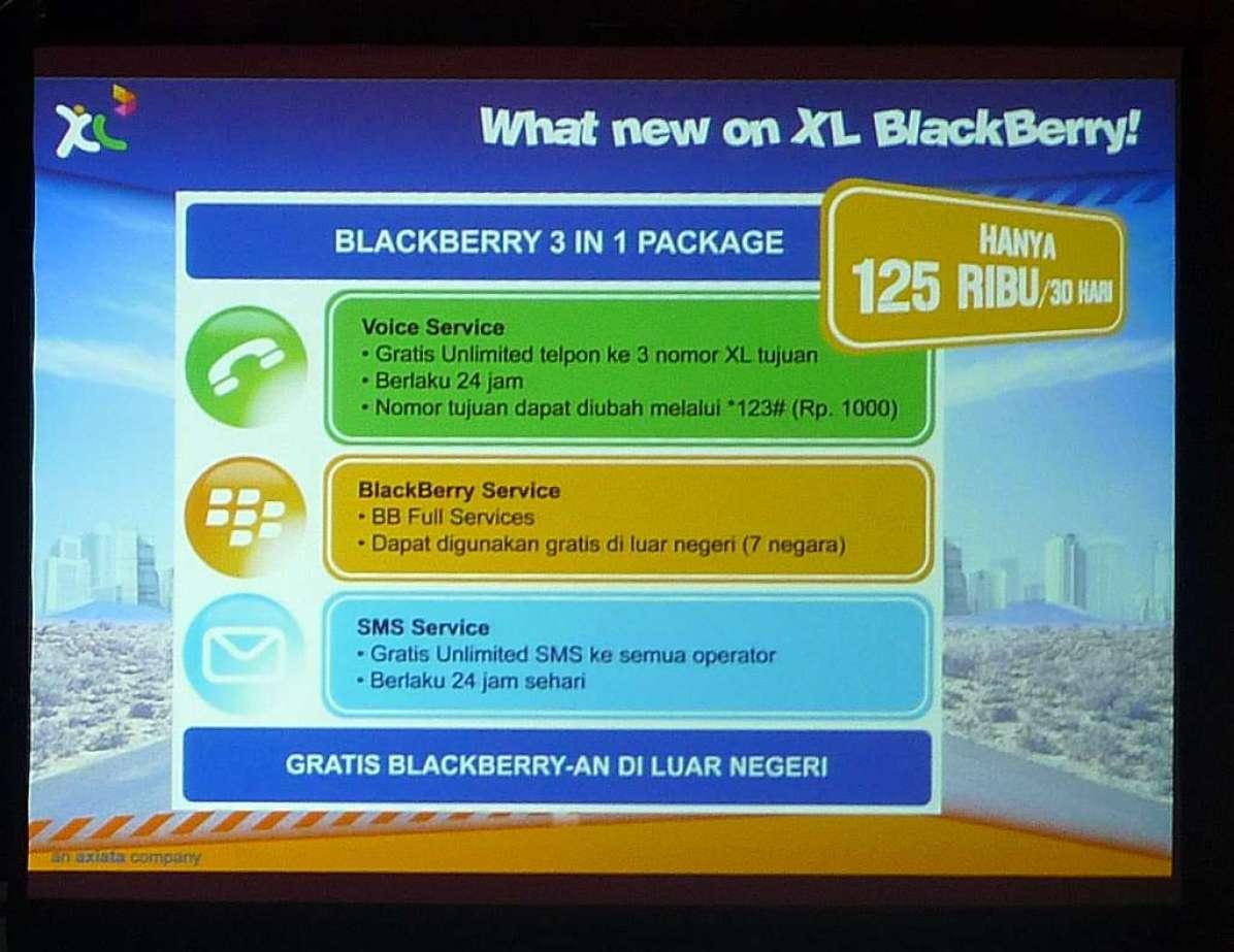 xl blackberry 3in1 5