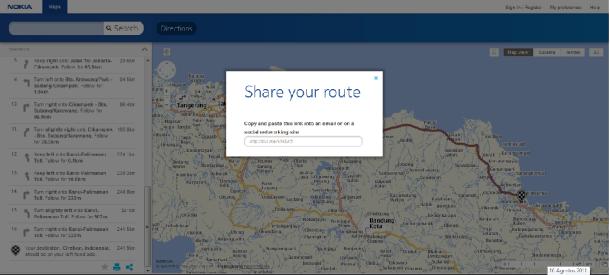 Share Rute Ovi Maps 1