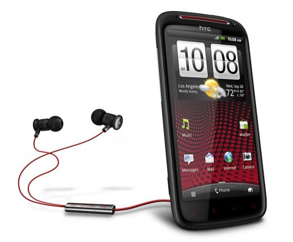 HTC Sensation XE, Android Nge-Beat 1