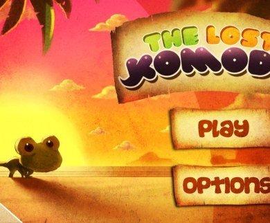 The Lost Komodo PlayBook Games 01