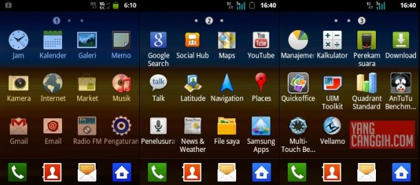 Review: Samsung Galaxy Y CDMA (SCH i509) 6