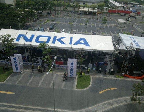 Nokia Asha Launching Surabaya