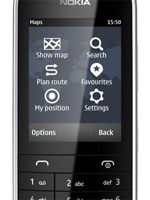 Nokia Maps Symbian 40