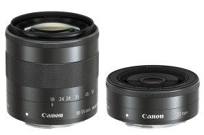 canon EOS-M--lens