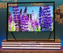 Samsung 85S9, UHD TV Terbesar di dunia