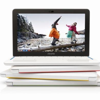 HP Chromebook 11 colors