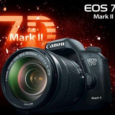canon EOS 7D Mark II 1