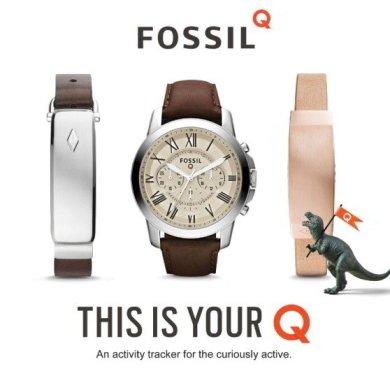 fossil Q 1