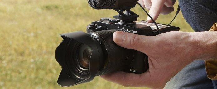Canon PowerShot G3 X lifestyle