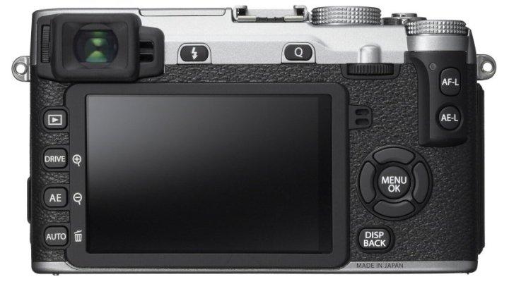 Fujifilm X-E2S-2
