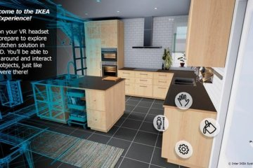 ikea vr experience kitchen