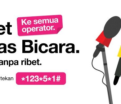 LO PAKET BEBAS BICARA Product Banner