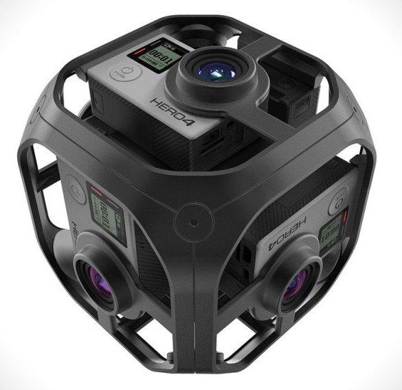GoPro Fusion: Kamera 360° yang Bisa Rekam Video 5.2K 19 Action Camera
