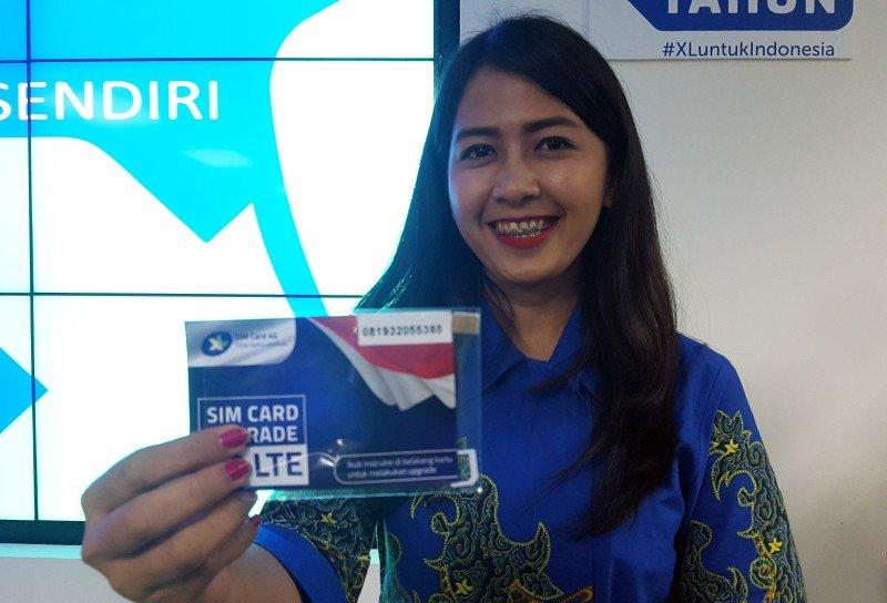 Langkah Gampang Upgrade SIM-Card XL dari 3G ke 4G LTE Sendiri