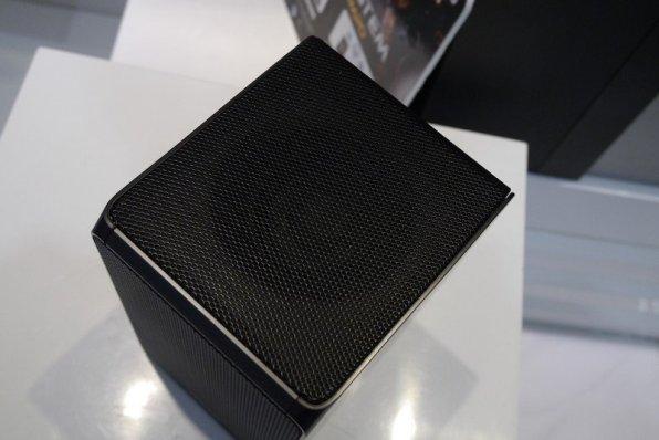 Wireless rear speaker