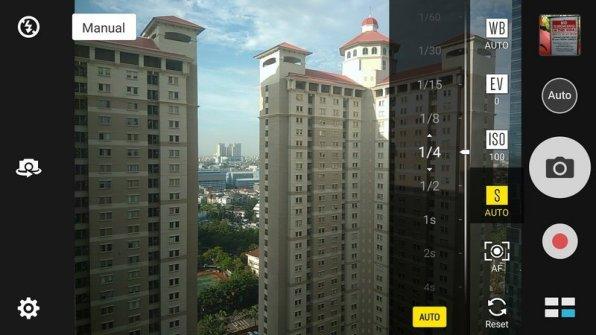 Asus ZenFone 3 Max ZC553KL UI Kamera (2)