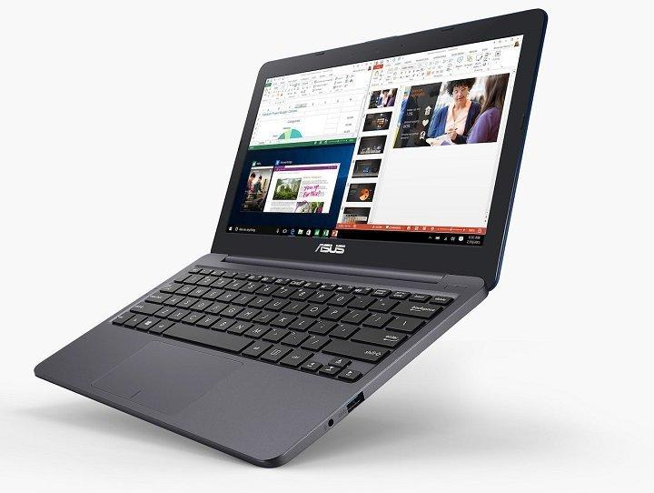 ASUS VivoBook E12: Laptop Mungil dengan Daya Tahan Baterai Hingga ...
