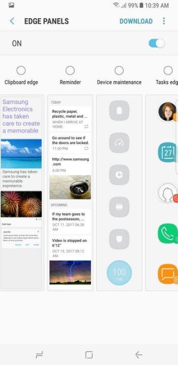 Galaxy S8+ Edge Screen (5)