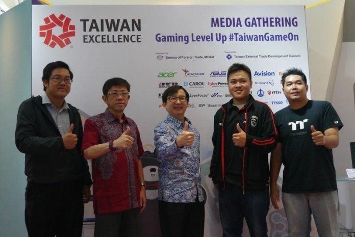 Dukung eSport di Indonesia, TAITRA Tawarkan Rangkaian Produk Gaming dari Taiwan 1