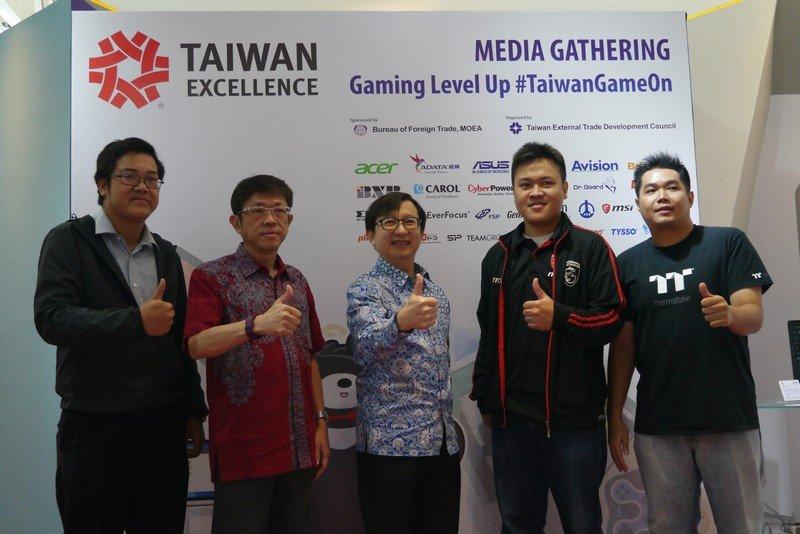 Dukung eSport di Indonesia, TAITRA Tawarkan Rangkaian Produk Gaming dari Taiwan 16 acer, gaming, msi, PC, Thermaltake