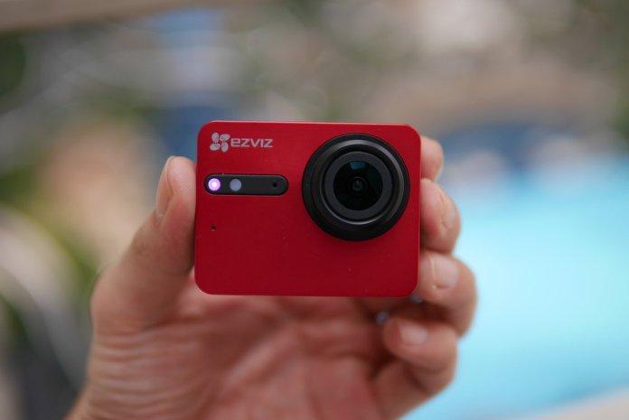Review EZVIZ S5: Kamera Aksi Mungil Terjangkau yang Mampu Rekam Video 4K 1
